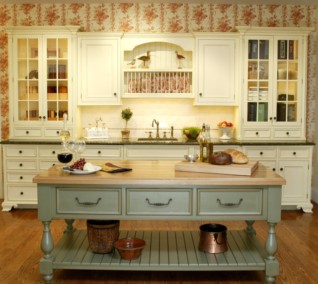 20 Ways To Create A French Country Kitchen: KITCHENS